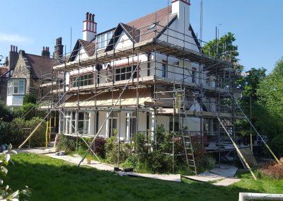 Harrogate Rendering of Large House