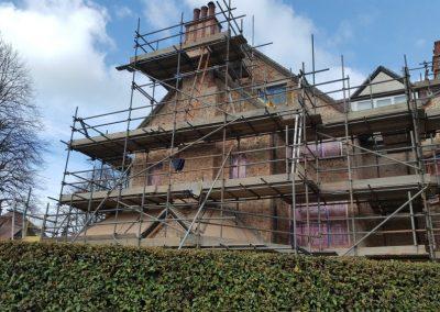 removing-old-render-harrogate-house (4)