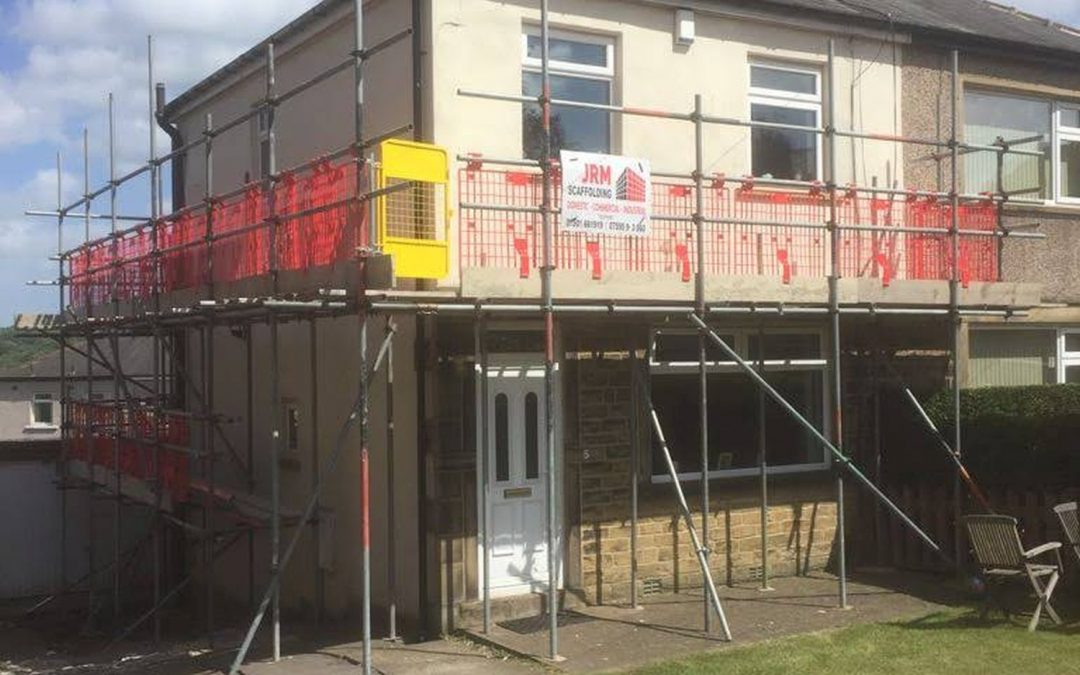 Rendering Job Eccleshill, Bradford